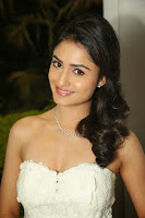 Tridha Chowdhury Sexy Picture in White Dress