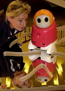 Gambar Robot sahabat