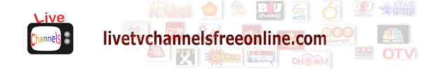 Watch Live TV channels free India | Free live TV streaming online