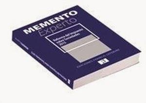 Memento Experto Reforma del Impuesto sobre Sociedades 2015. Novedades Derecho Marzo, en Libreria Cilsa.