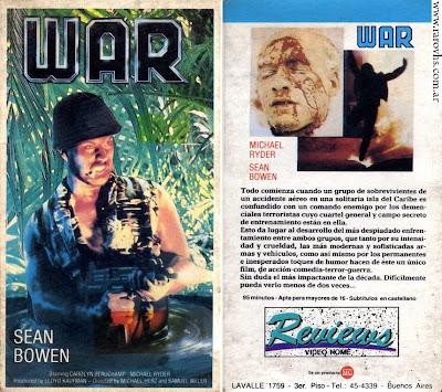 Troma's War (1988) Michael Herz y Lloyd Kaufman