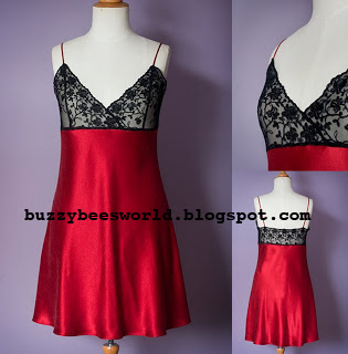 Free 1940's Sewing Pattern - Ruby Under Slip or Nighty