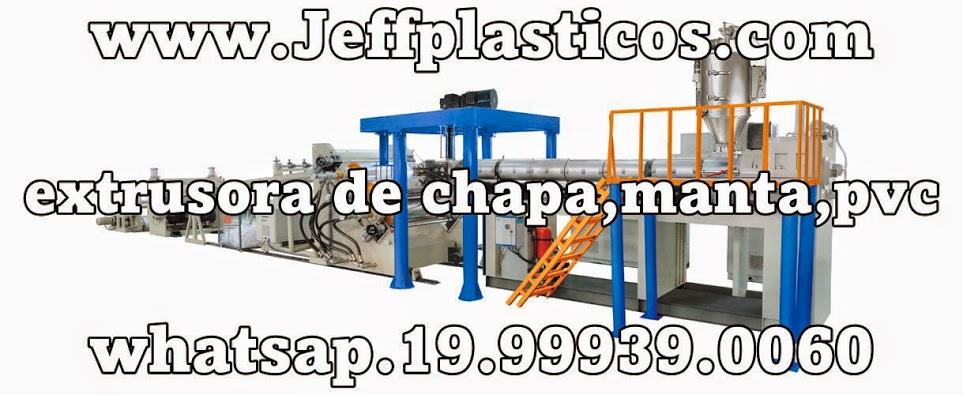Extrusora de plasticos