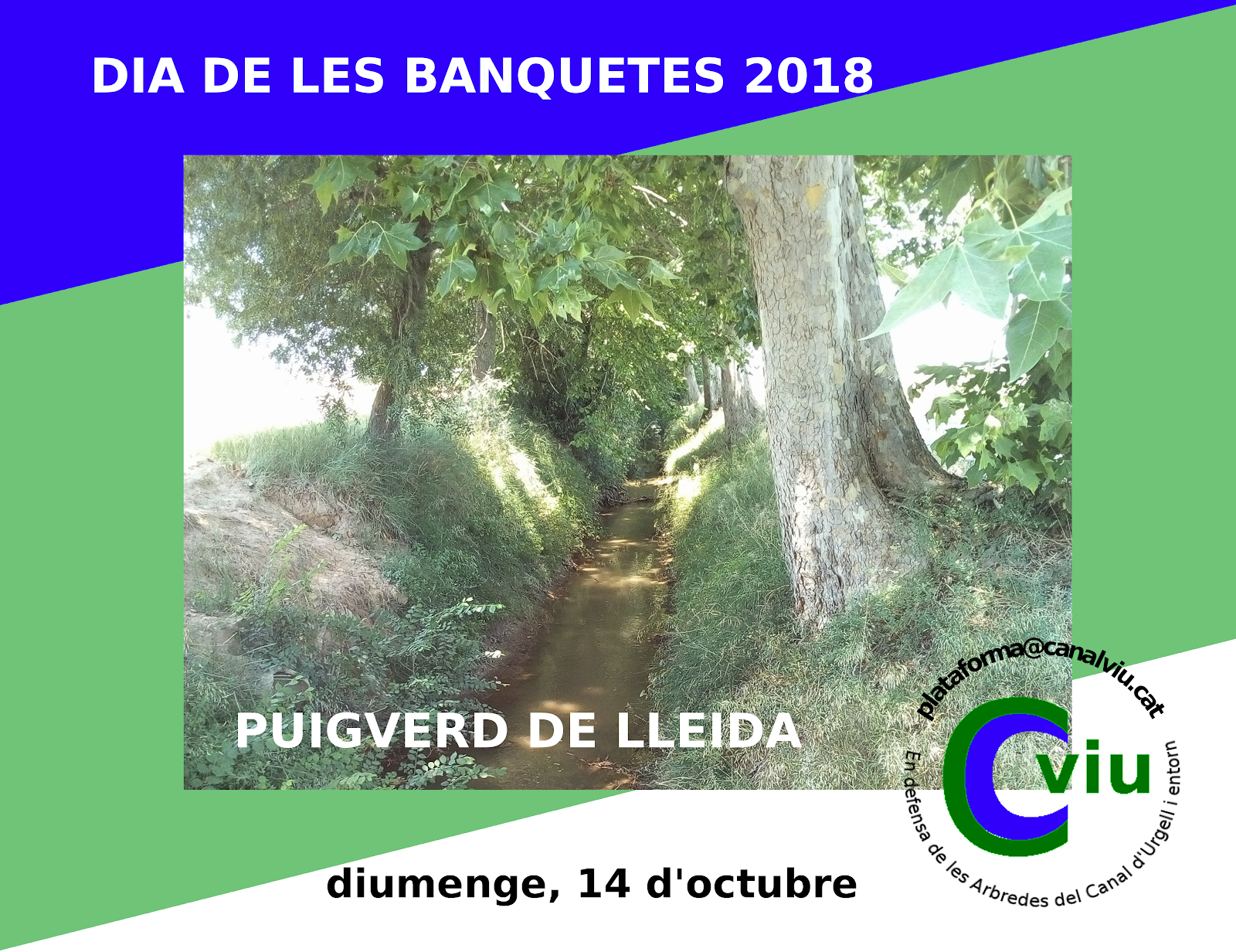 DIA DE LES BANQUETES 2018