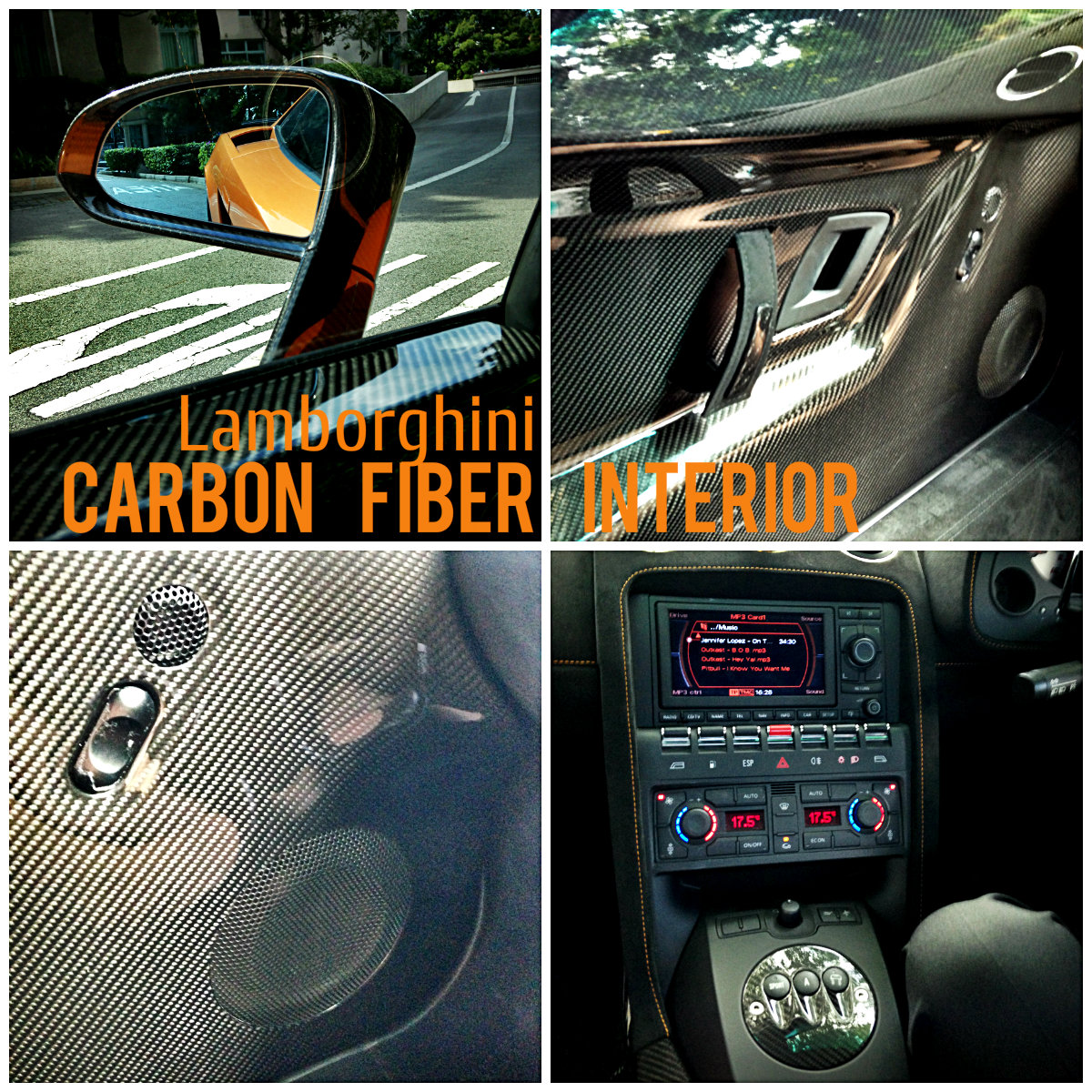 2013 Lamborghini Gallardo Interior: Most Lightweight Lamborghini Super Car