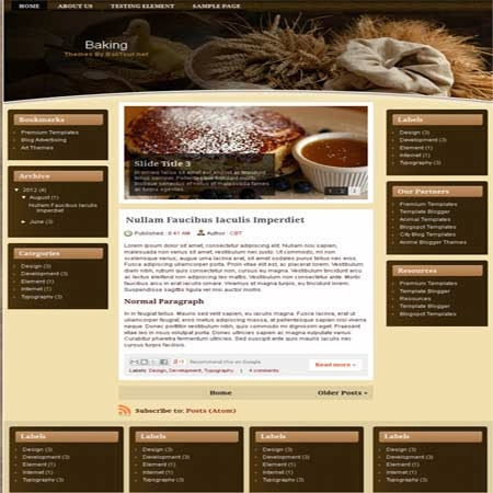 Baking awesomeness food recipes or restaurants blogger templates baking awesomeness food recipes or restaurants blogger templates professional blogger download now forumfinder Choice Image
