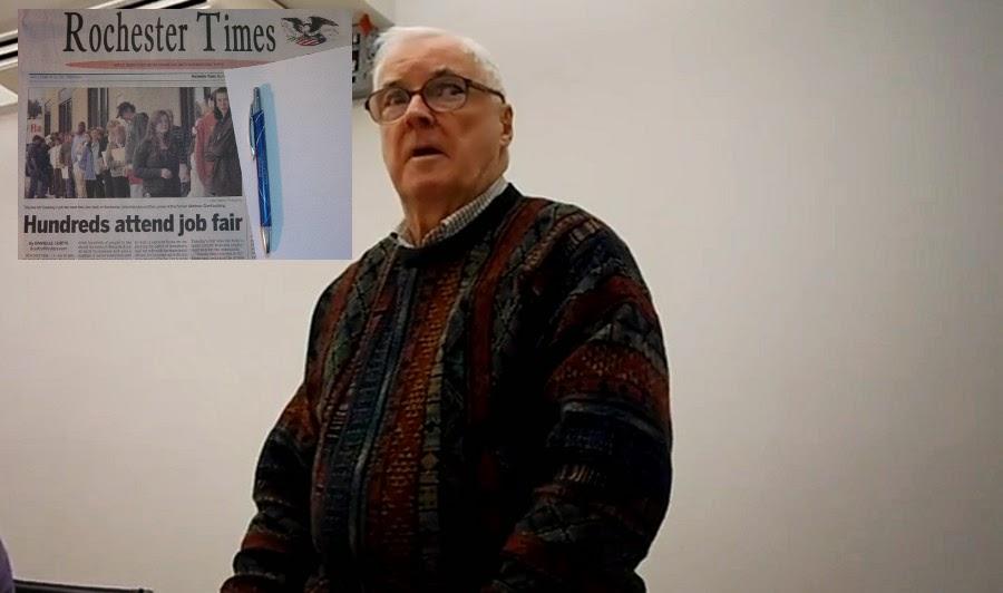John White Video-Writing Killer Letters to the Editor