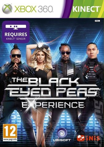 Black Eyed Peas Experience, Dancing games, Kinect, Motion gaming, Xbox, Wii, games, gaming, videogames, music, Future Pixel