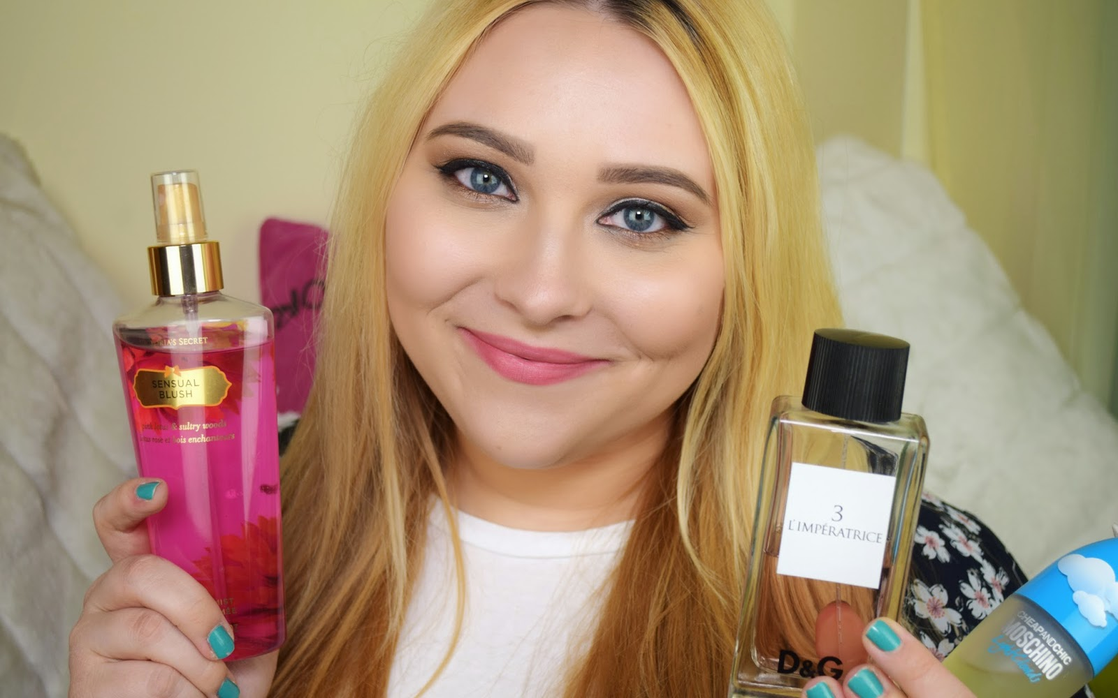 My Top 5 Spring Perfumes/Scents