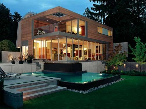 Architect Home Design Home And Garden