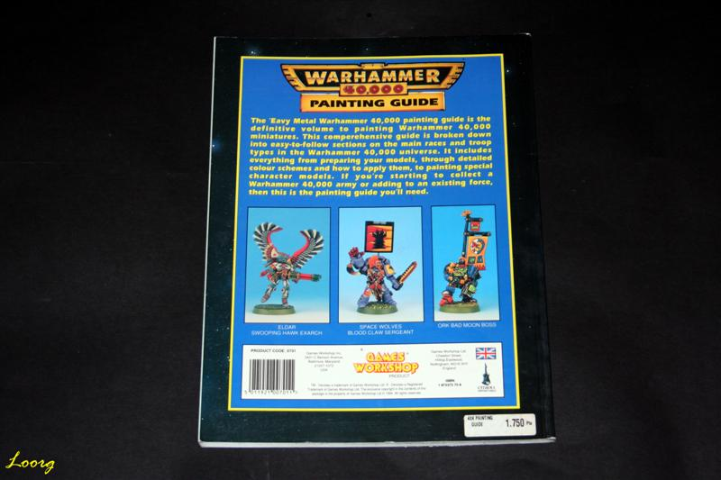 Eavy Metal The Complete Guide To Painting Citadel Miniatures