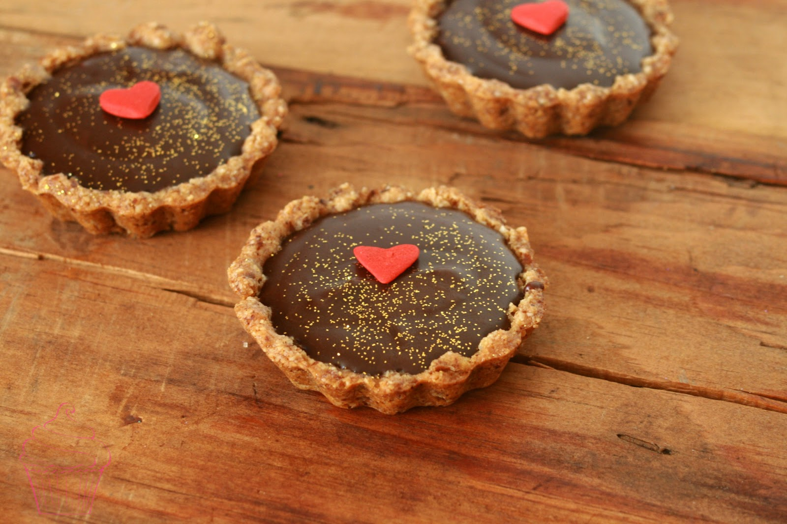 Oh Sweet Bakery: Mini Chocolate Tarts