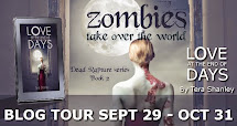 Upcoming Book Tour - 9/29-10/31