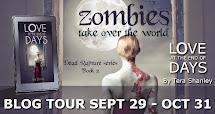 Upcoming Book Tour - 9/29-10/31