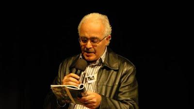 """Emir Mourad -Lê poema """"Sobre a perseverança"""" de Mahmud Darwish"""