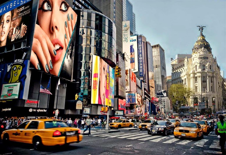 MAYBELLINE NEW YORK MADRID TALESTRIP