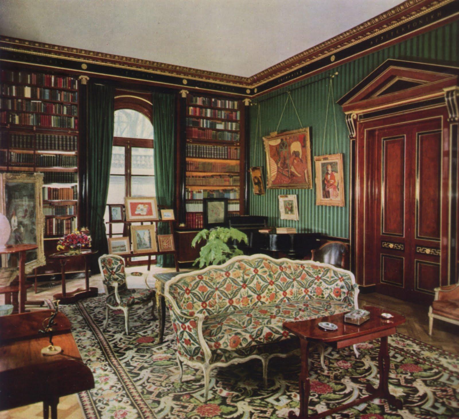 Emilio terry cozy elegant living rooms pinterest - Cozy elegant living rooms ...