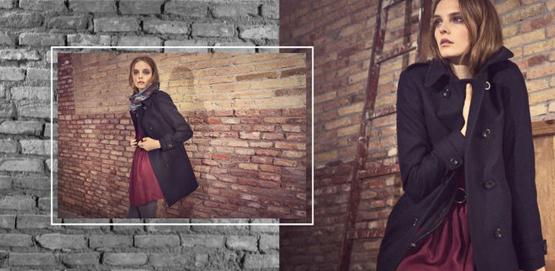 abrigos mujer invierno 2011 2012