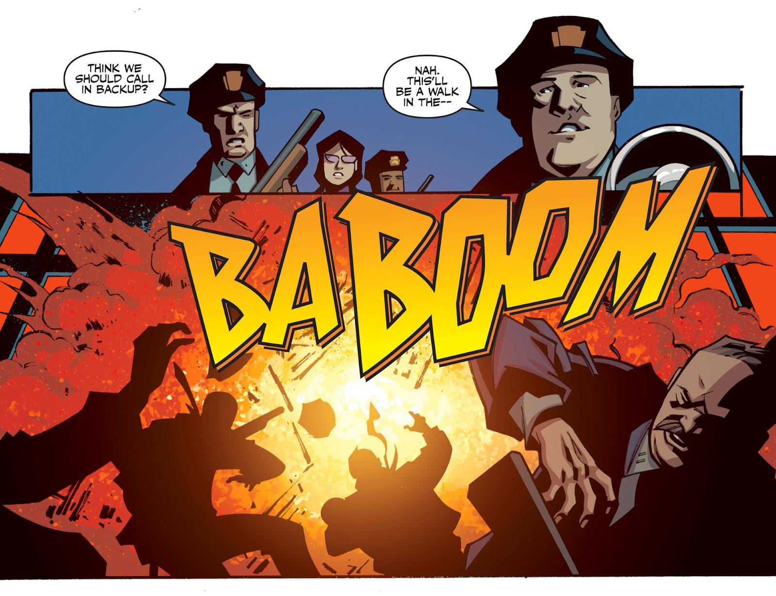The Flash: Season Zero [I] Issue #21 #21 - English 19