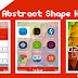 Abstract Shapes live HD Theme For Nokia X2-00, X2-02, X2-05, X3-00, C2-01, 206, 208, 301, 2700 & 240×320 Devices