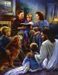 """""""A família é o berço de tudo."""""""