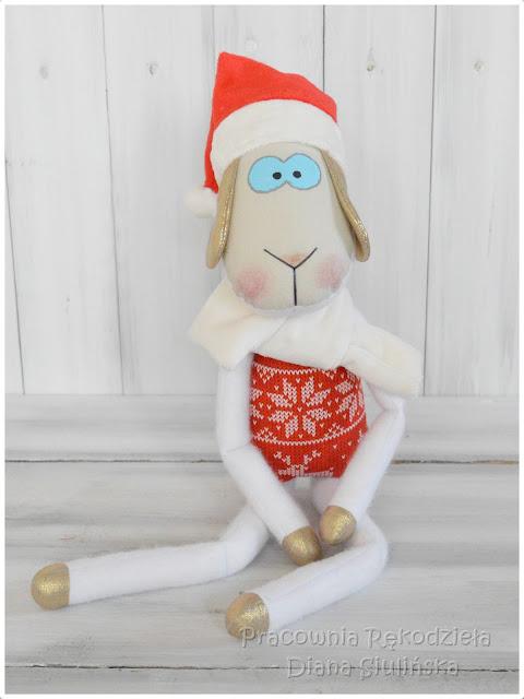 Owieczka Świąteczna ;)