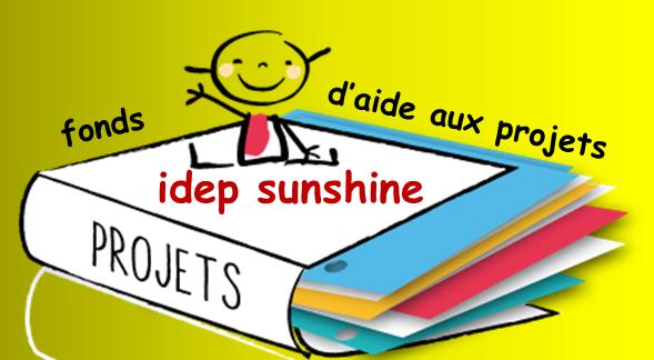 Tableau de bord de l''idep Sunshine'