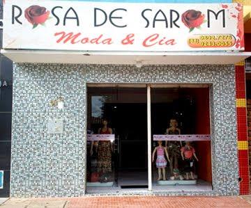 Rosa de Sarom - Campos Sales