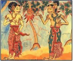 karya seni murni Nusantara