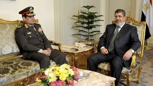 Morsi and Sisi