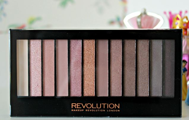 Make Up Revolution Redemption Palette Iconic 3