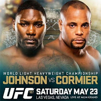 Daniel Cormier Anthony Johnson UFC 187 Video