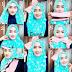 Cara Praktis Memakai Jilbab Dengan Hiasan Headband