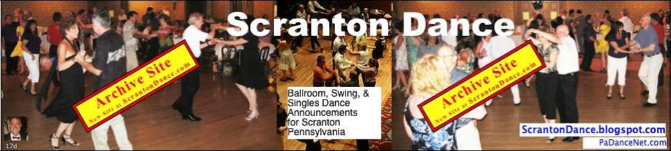 ScrantonDance ARCHIVE Website