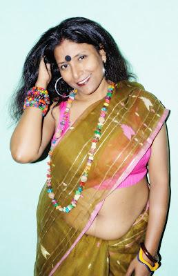 Real Life Bengali Aunty