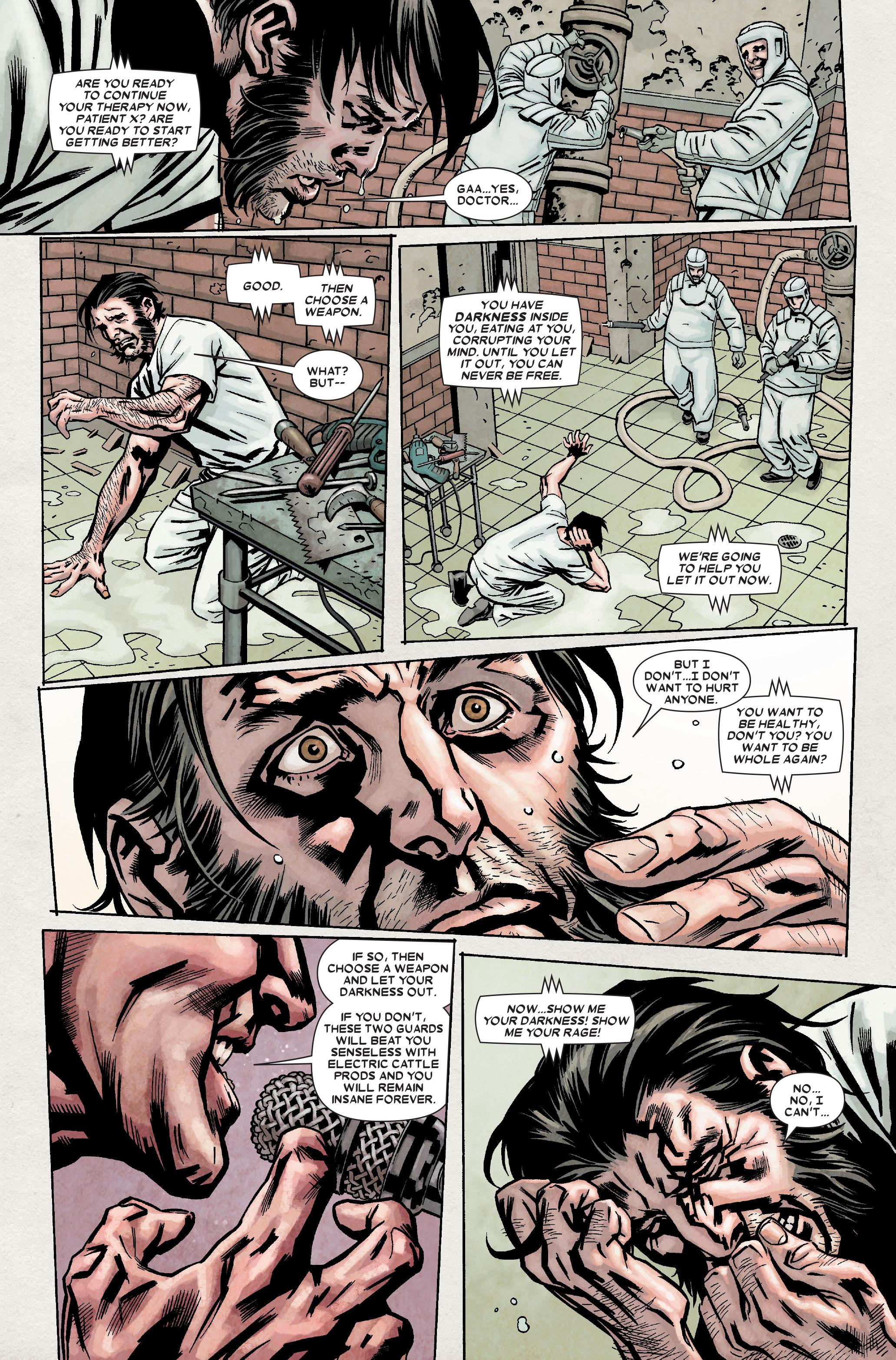 Wolverine: Weapon X #7 #10 - English 4