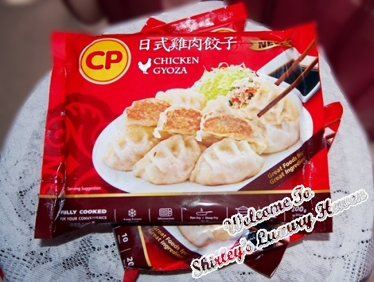 cp chicken gyoza dumpling singapore delivery