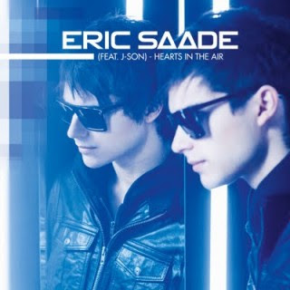 Eric Saade - Hearts In The Air (feat. J-Son) Lyrics