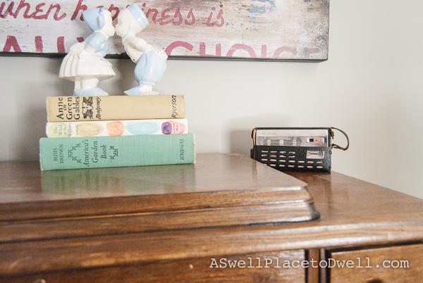 Transistor Radio - www.aswellplacetodwell.com