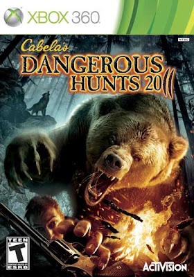 Cabela's Dangerous Hunts 2011 (X-BOX360) Baixar grátis torrent