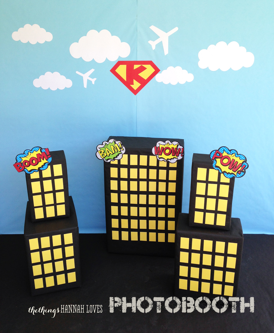 Image Result For Superhero Wall Decorations