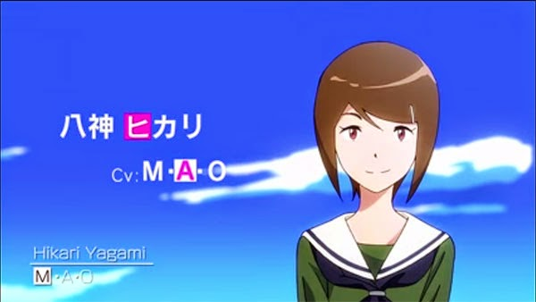 Hikari Yagami - Digimon Adventure Tri
