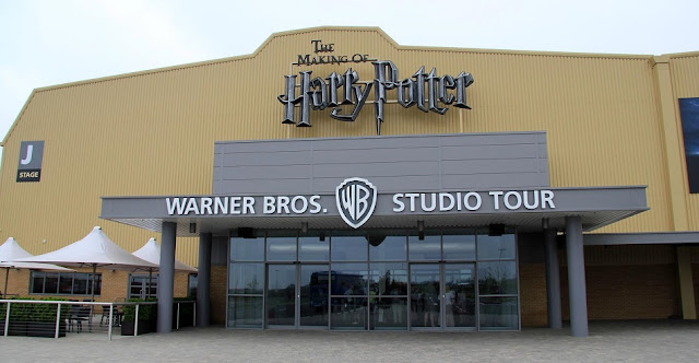 Estúdios do Harry Potter na Warner