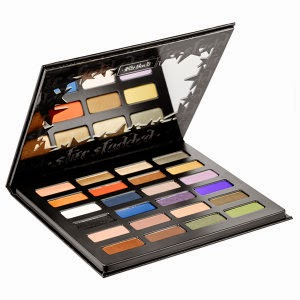 NEW from Kat Von D: Star Studded Eyeshadow Palette, Holiday Collection 2014