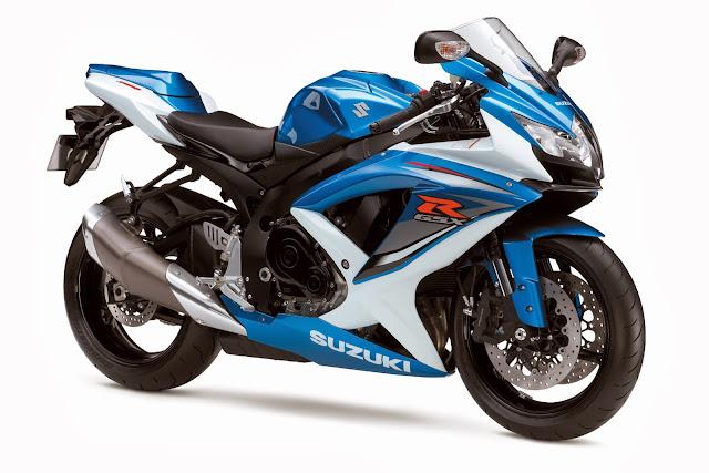 Foto Suzuki GSX-R750