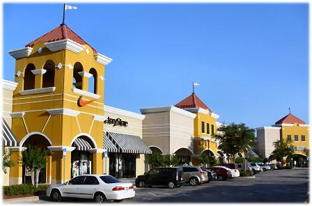 The Lake Buena Vista Factory Stores