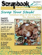 Scrapbook News and Review Cover