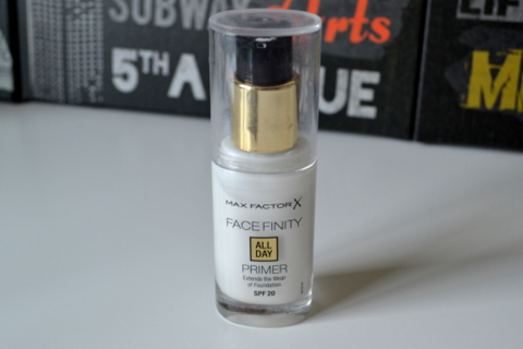 Maxfactor Facefinity All Day Primer