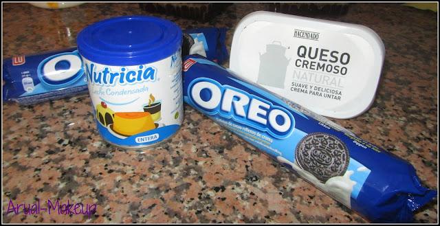 Ingredientes Cake Pops