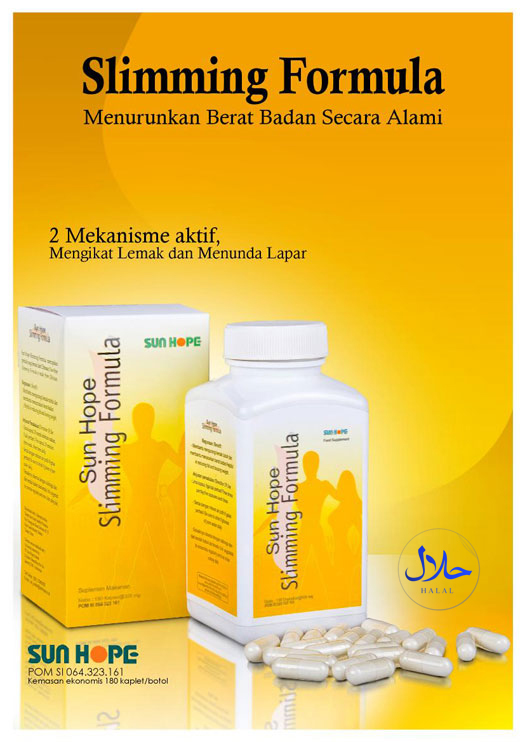 SUN HOPE SLIMMING FORMULA